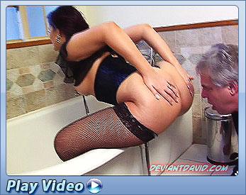female domination toilet training